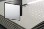 QUADRATO piccolo aperto 120x240 mm (chiuso 120x120 mm)