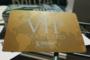 TESSERE PVC - CARD 0,76 mm ORO BRILLANTINATE